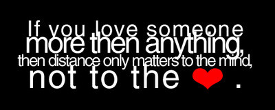 love distance quotes quotes about love