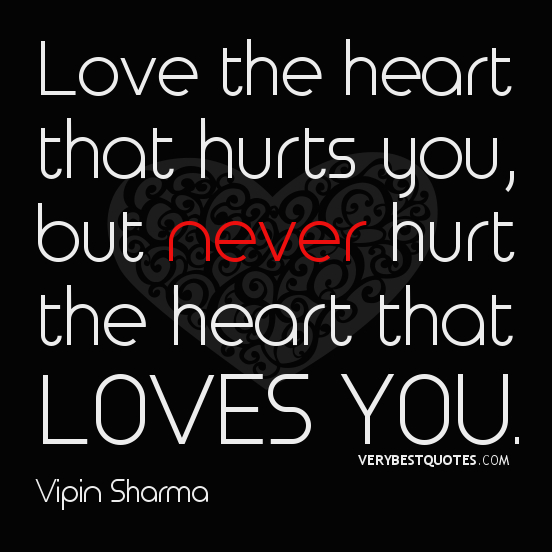 Love Quotes Pain Hurt: Sher's Other Blog