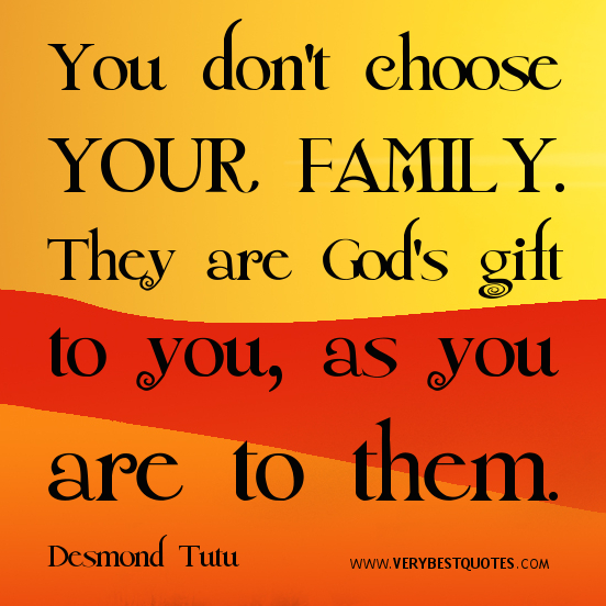 About Family Relationship Quotes: Sher's Other Blog