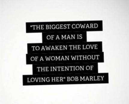 Love-Quotes-The-biggest-coward-Bob-Marley
